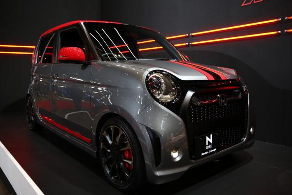 Tokyo Auto Salon「Tokyo Auto Salon 2014」:写真・画像(1)[壁紙.com]