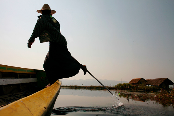 Fisherman「Myanmar At A Glance」:写真・画像(8)[壁紙.com]