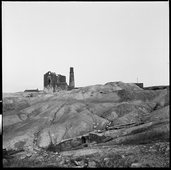 Abandoned「Cononley Lead Mine」:写真・画像(5)[壁紙.com]