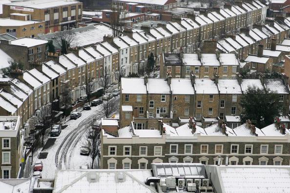 Frozen Water「Heavy Snow Fall Sweeps Across The UK」:写真・画像(12)[壁紙.com]
