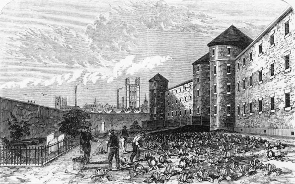 Cabbage「Millbank Prison」:写真・画像(13)[壁紙.com]