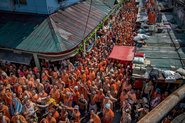 Ezra Acayan「IED Explosion Hits Philippines New Bilibid Prison」:写真・画像(4)[壁紙.com]