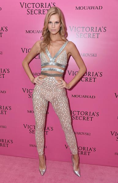 Vネック「2017 Victoria's Secret Fashion Show In Shanghai - After Party」:写真・画像(12)[壁紙.com]