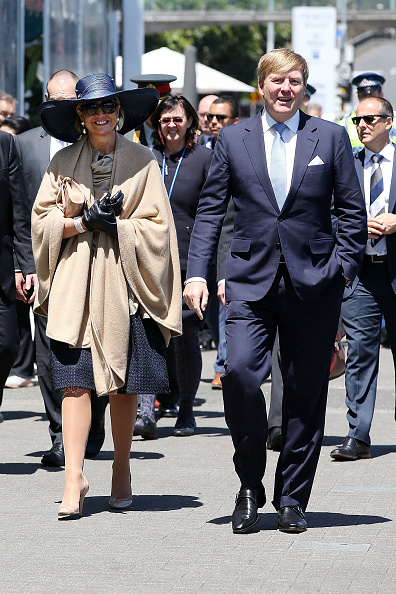 Visit「King Willem-Alexander And Queen Maxima Of The Netherlands Visit New Zealand」:写真・画像(3)[壁紙.com]