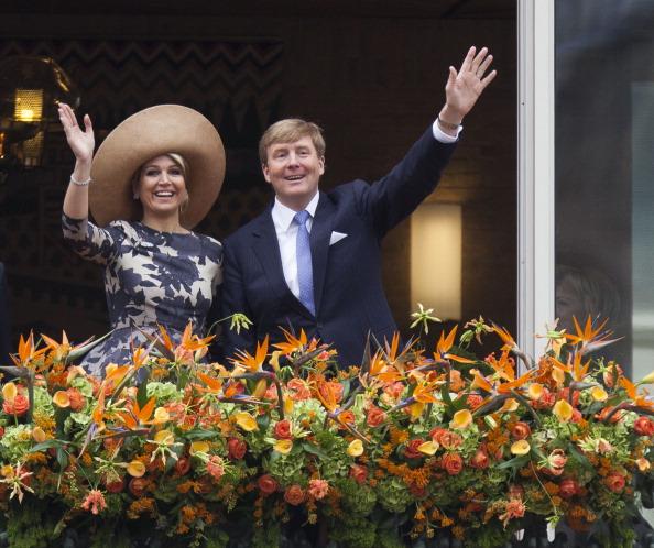 Utrecht「King Willem-Alexander and Queen Maxima Of The Netherlands Visit Provinces Gelderland And Utrecht」:写真・画像(18)[壁紙.com]