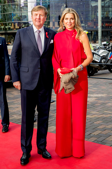 Netherlands「King Willem-Alexander and Queen Maxima at Red Ribbon concert in Afas live Amsterdam」:写真・画像(6)[壁紙.com]