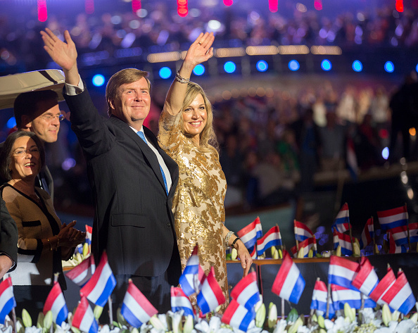 Netherlands「King Willem-Alexander and Queen Maxima Of The Netherlands Attend Liberation Day Concert」:写真・画像(9)[壁紙.com]