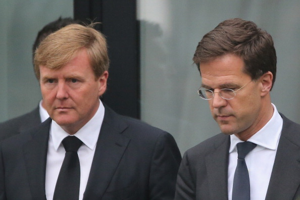 Utrecht「Dutch Reaction After 189 Of Their Citizens Perish On Flight MH17」:写真・画像(17)[壁紙.com]