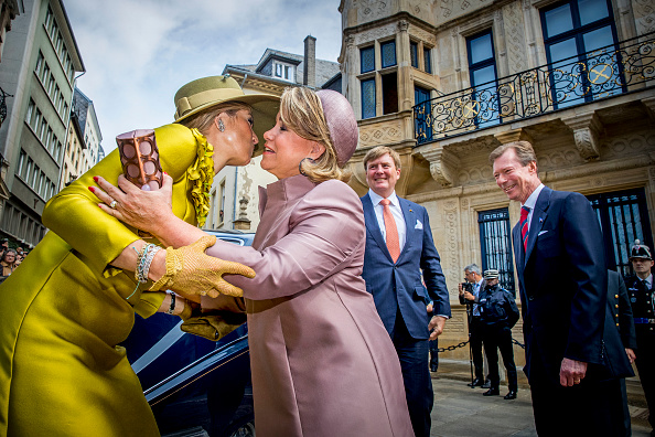 Luxembourg Royalty「King And Queen Of The Netherlands Visit Luxembourg : Day One」:写真・画像(12)[壁紙.com]