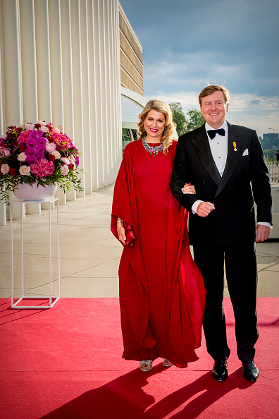 Queen Máxima「King And Queen Of The Netherlands Visit Luxembourg : Day Two」:写真・画像(12)[壁紙.com]