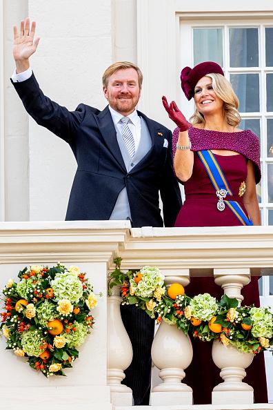 King Willem-Alexander「Dutch Royal Family Attends Prinsjesdag 2019 In The Hague」:写真・画像(15)[壁紙.com]