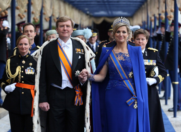 Sash「Inauguration Of King Willem Alexander As Queen Beatrix Of The Netherlands Abdicates」:写真・画像(5)[壁紙.com]