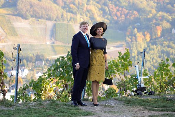 King Willem-Alexander「King Willem-Alexander and Queen Maxima of The Netherlands Visit Germany」:写真・画像(16)[壁紙.com]