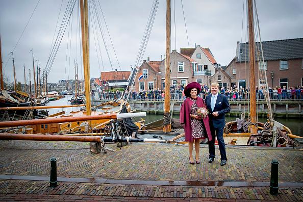 Utrecht「King Willem-Alexander and Queen Maxima of The Netherlands Visit The Eemland」:写真・画像(5)[壁紙.com]