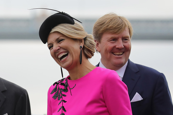 Anchored「State Visit Of The King And Queen Of The Netherlands - Day Two」:写真・画像(17)[壁紙.com]