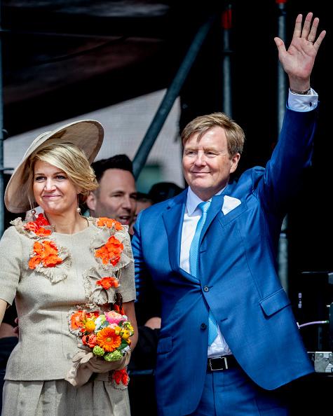 Utrecht「The Dutch Royal Family Attend King's Day In Amersfoort」:写真・画像(11)[壁紙.com]
