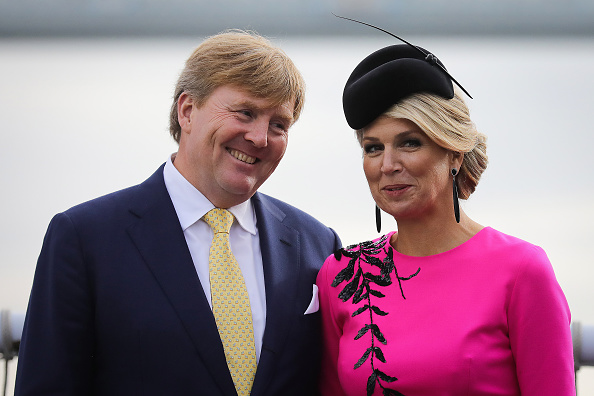 Anchored「State Visit Of The King And Queen Of The Netherlands - Day Two」:写真・画像(19)[壁紙.com]