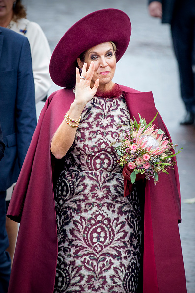 Utrecht「King Willem-Alexander and Queen Maxima of The Netherlands Visit The Eemland」:写真・画像(9)[壁紙.com]