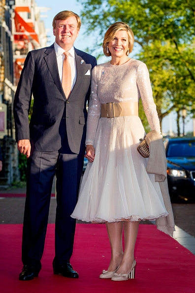 Queen Máxima「King Willem-Alexander and Queen Maxima at concert of liberation at Amstel river」:写真・画像(3)[壁紙.com]