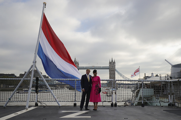 Anchored「State Visit Of The King And Queen Of The Netherlands - Day Two」:写真・画像(18)[壁紙.com]