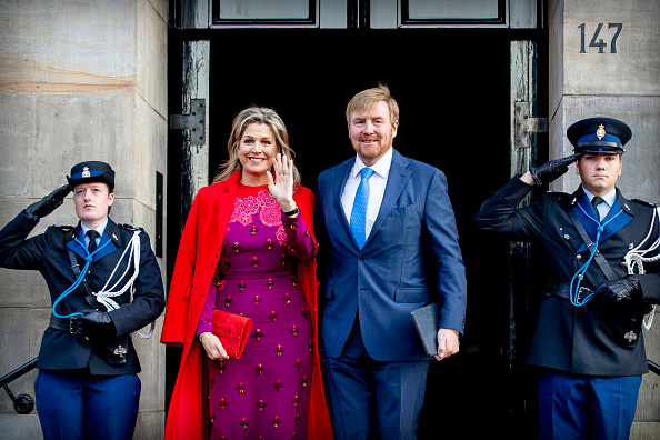 Queen Máxima「Dutch Royal Family Attends Prince Claus Award Ceremony In Amsterdam」:写真・画像(10)[壁紙.com]