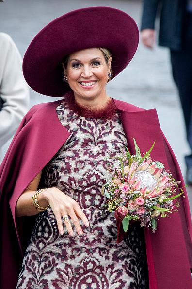 Utrecht「King Willem-Alexander and Queen Maxima of The Netherlands Visit The Eemland」:写真・画像(18)[壁紙.com]