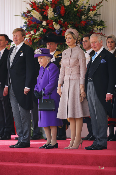 King Willem-Alexander「State Visit Of The King And Queen Of The Netherlands - Day One」:写真・画像(9)[壁紙.com]