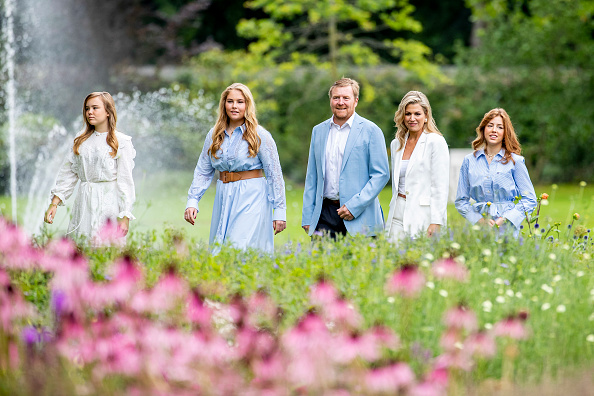 Netherlands「Dutch Royal Family Summer Photosession」:写真・画像(11)[壁紙.com]