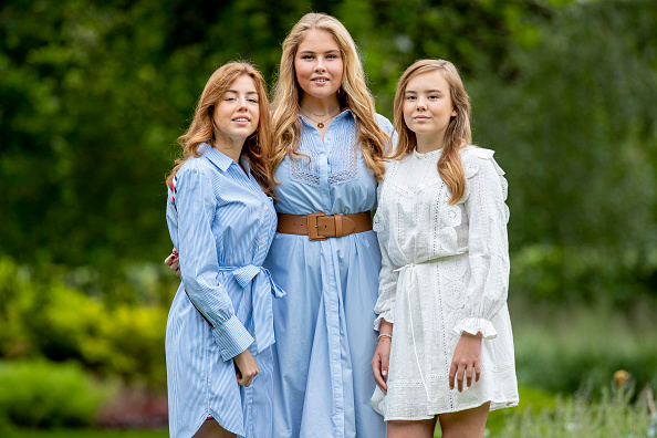 Netherlands「Dutch Royal Family Summer Photosession」:写真・画像(3)[壁紙.com]