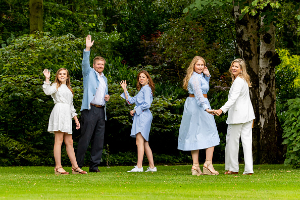 Netherlands「Dutch Royal Family Summer Photosession」:写真・画像(10)[壁紙.com]
