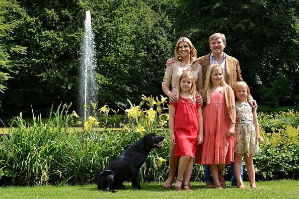 Dutch Royalty「The Dutch Royal Family Hold Annual Summer Photocall」:写真・画像(5)[壁紙.com]