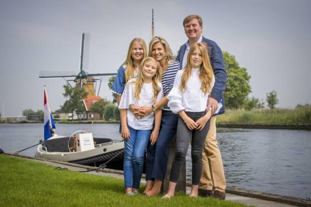 Dutch Royal Family Summer Photo Call:ニュース(壁紙.com)