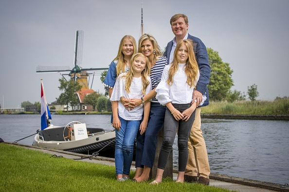 Netherlands「Dutch Royal Family Summer Photo Call」:写真・画像(16)[壁紙.com]