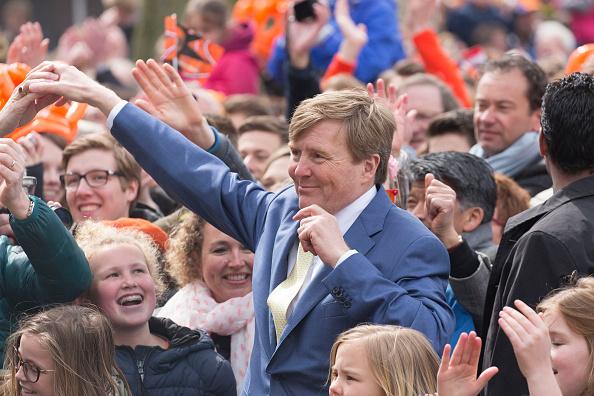 King Willem-Alexander「The Dutch Royal Family Attend King's Day」:写真・画像(14)[壁紙.com]