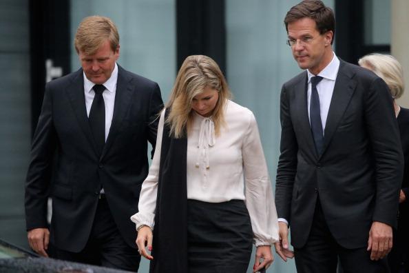 Utrecht「Dutch Reaction After 189 Of Their Citizens Perish On Flight MH17」:写真・画像(15)[壁紙.com]