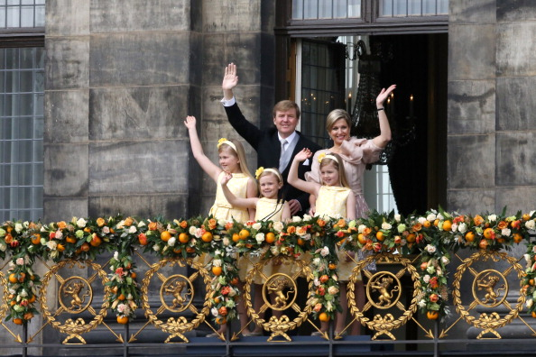 Netherlands「Inauguration Of King Willem Alexander As Queen Beatrix Of The Netherlands Abdicates」:写真・画像(8)[壁紙.com]