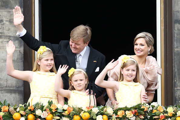 Netherlands「Inauguration Of King Willem Alexander As Queen Beatrix Of The Netherlands Abdicates」:写真・画像(11)[壁紙.com]