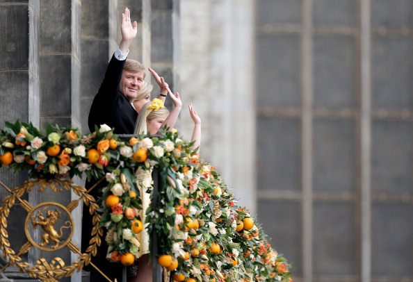 Architectural Feature「Inauguration Of King Willem Alexander As Queen Beatrix Of The Netherlands Abdicates」:写真・画像(13)[壁紙.com]