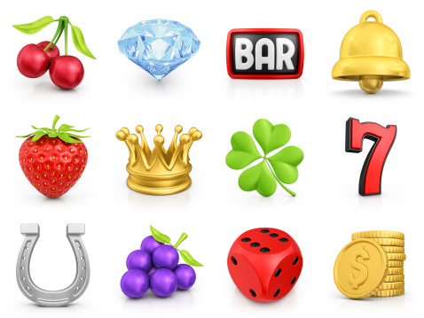 Grape「slot machine icons」:スマホ壁紙(17)