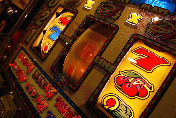 Machinery「Changes To Be Announced To Current Gambling Bill」:写真・画像(16)[壁紙.com]