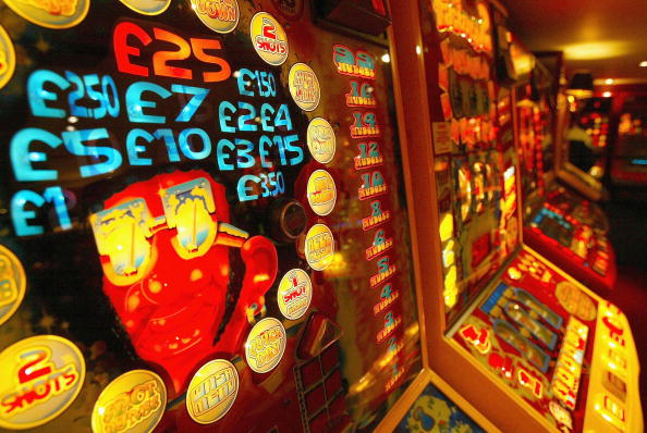 Machinery「Changes To Be Announced To Current Gambling Bill」:写真・画像(4)[壁紙.com]