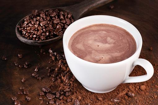 Latte「Chocolate Hot Drink」:スマホ壁紙(3)