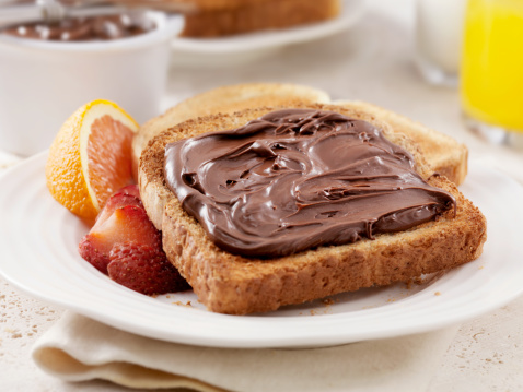 Sandwich「Chocolate Hazelnut Spread」:スマホ壁紙(14)