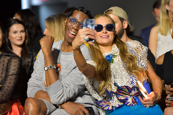 ニューヨークファッションウィーク「Jasmine - Front Row - September 2018 - New York Fashion Week: The Shows」:写真・画像(8)[壁紙.com]