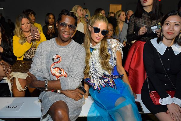 ニューヨークファッションウィーク「Jasmine - Front Row - September 2018 - New York Fashion Week: The Shows」:写真・画像(16)[壁紙.com]
