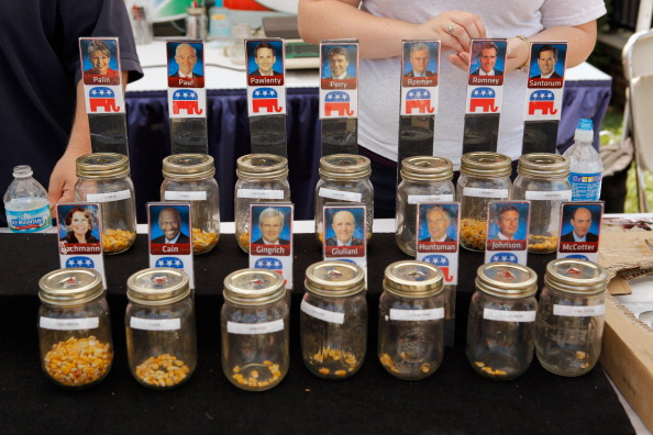Seed「Republican Candidates Campaign In Iowa Ahead Of Debate And Straw Poll」:写真・画像(19)[壁紙.com]