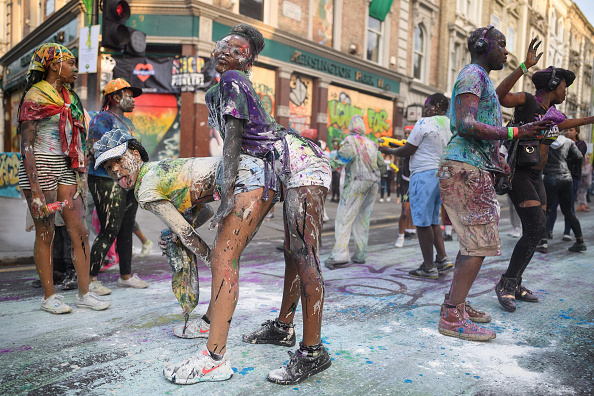 Young Adult「2017 Notting Hill Carnival - Sunday」:写真・画像(11)[壁紙.com]