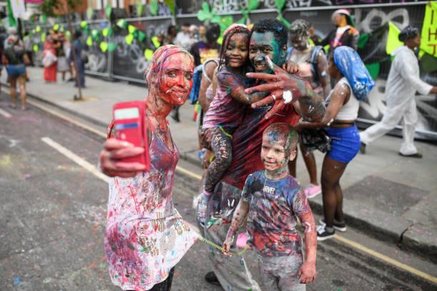 2017 Notting Hill Carnival - Sunday:ニュース(壁紙.com)