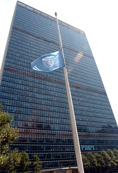 United Nations Building「UN Special Envoy To Iraq Sergio Vieira De Mello Killed In Baghdad Blast」:写真・画像(16)[壁紙.com]