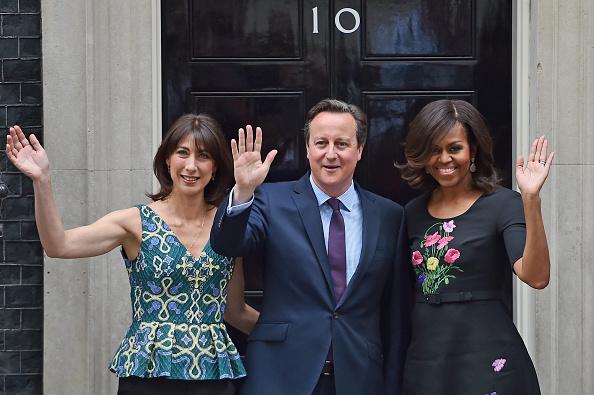 Christopher Kane - Designer Label「Michelle Obama Pays A Visit To Downing Street During Her Brief London Visit」:写真・画像(19)[壁紙.com]